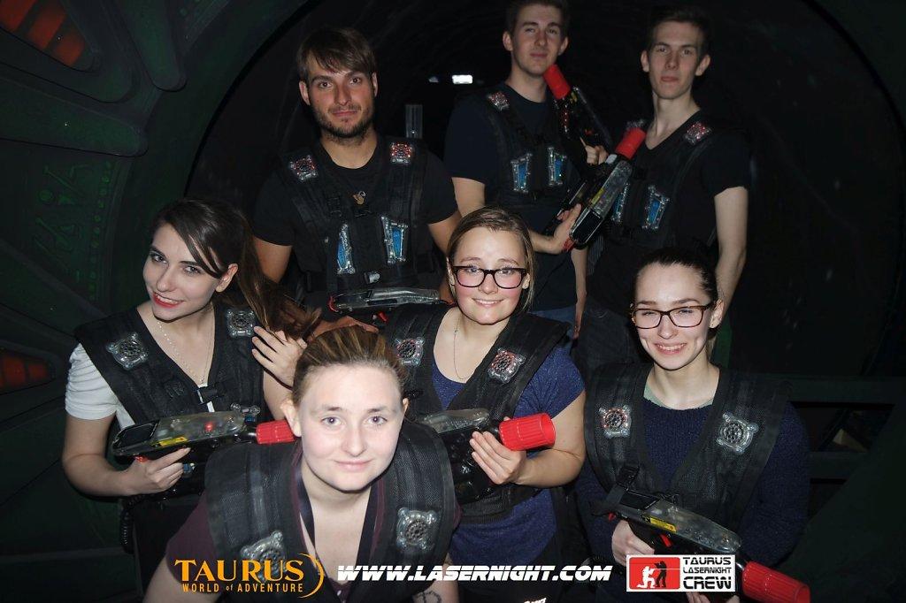 Lasernight Freitag 29.04.2016