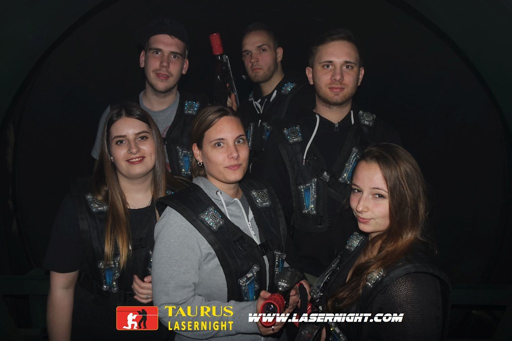 Lasernight Freitag 10.02.2017